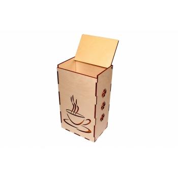 Coffee pack box KK71