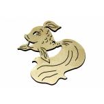 Pendant ''Goldfish''