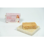 Good soap for good people (woman)