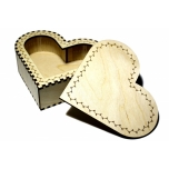 "Box ""Heart"" KK54"