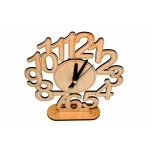 Desk clock nr 2 KL19
