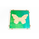 Mosaic puzzle Butterfly KP11LN
