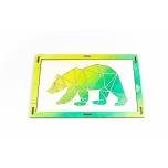 Mosaic puzzle Bear KP04V