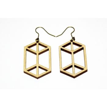 """Earrings """"Crystal"""" KÕ12"""