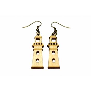 "Earrings ""Lighthouse"" KÕ16"