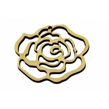 "Pendant ""Rose"" KEE19"