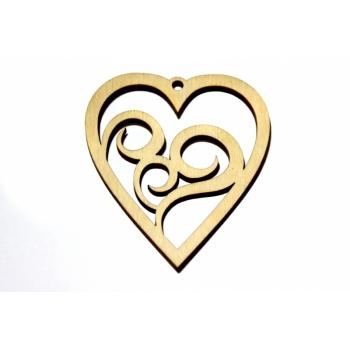 "Pendant ""Heart"""
