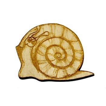 """Magnet """"Simple snail"""""""