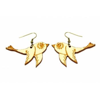 """Earrings """"Birdy"""" KÕ54"""