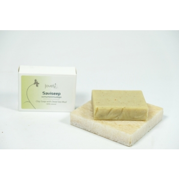 Clay soap with Dead Sea mud