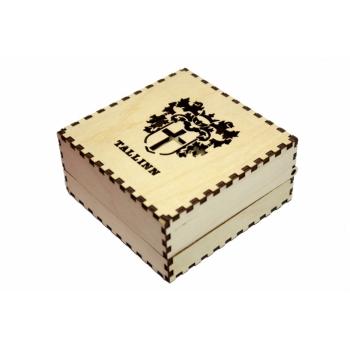"""Box """"Tallinn Coat of Arms"""" KK41"""
