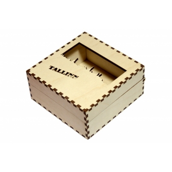 "Box ""Tallinn skyline"" KK40"