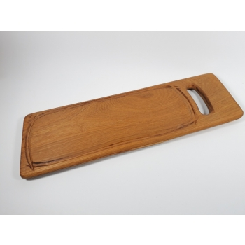 Cutting board long-narrow oak