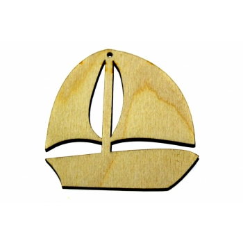 Pendant ''Sailboat'' Small