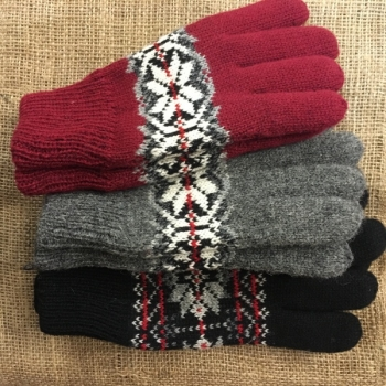 Gloves double