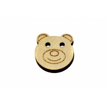 Button ''Bear'' N05