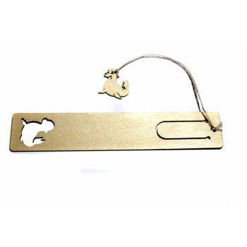 """Bookmark """"Seal"""" JH28"""