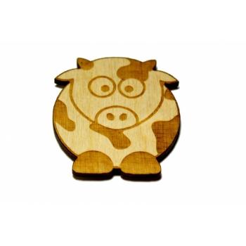 "Magnet ""Chubby cow"" MA24"
