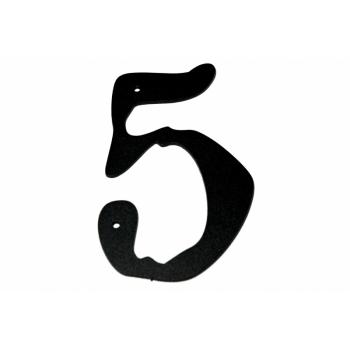 """Metal number """"5"""" Met nr 5"""