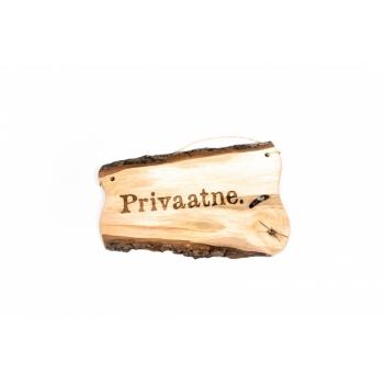 """Silt servamata lauast """"Privaatne"""" SL34"""