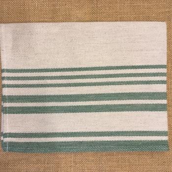 Bath towel small Green