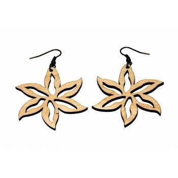 "Earrings ""Starfish"" KÕ100"