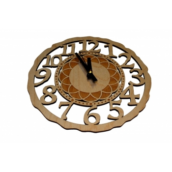 Wall clock KL18