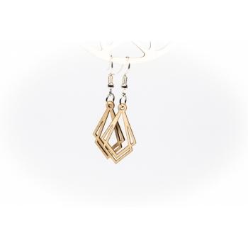 "Earrings ""Pendant"" KÕ113 Thin"