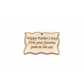 "Magnet ""Happy Father's..."""