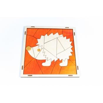 Mosaic puzzle Hedgehog KP05LN