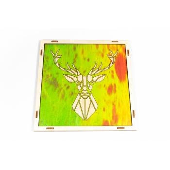 Mosaic puzzle Deer KP07N