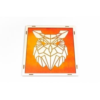 Mosaic puzzle Owl KP19N