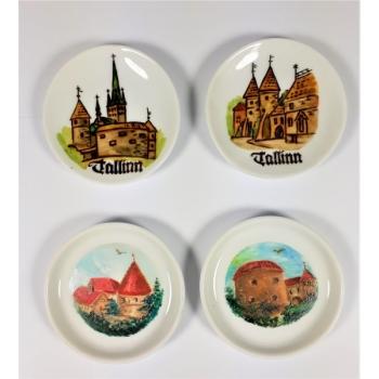 Plate Tallinn tiny