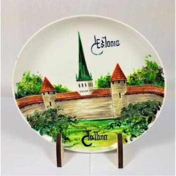 Wall plate Tallinn small