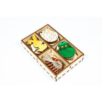 Easter decoration boxed set KK93