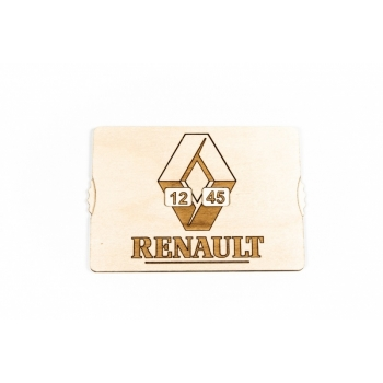 "Parking clock ""Renault"" PK14"