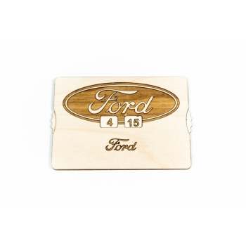 """Parkimiskell """"Ford"""" PK05"""