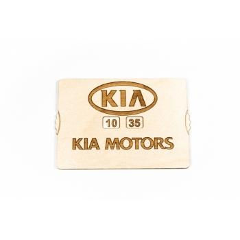 "Parking clock ""KIA"" PK09"