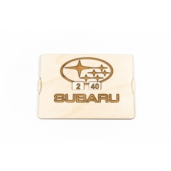 """Parkimiskell """"Subaru"""" PK15"""
