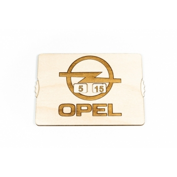 """Parking clock """"Opel"""" PK12"""