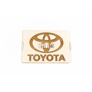 "Parking clock ""Toyota"" PK17"
