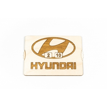 "Parkimiskell ""Hyundai"" PK08"