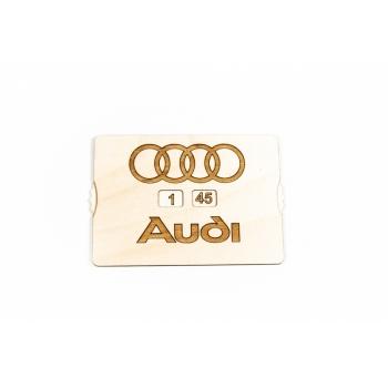"Parking clock ""Audi"" PK01"