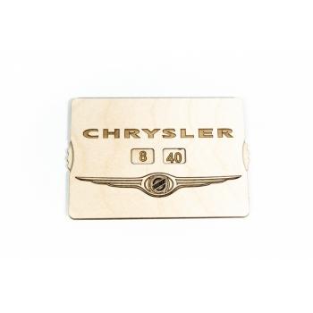 "Parking clock ""Chrysler"" PK22"