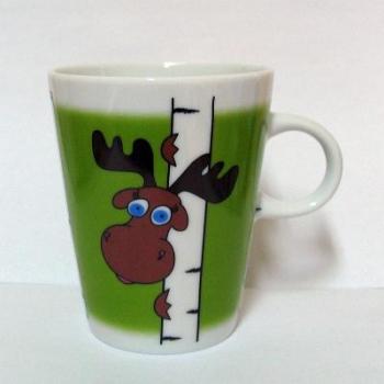 Mug Moose