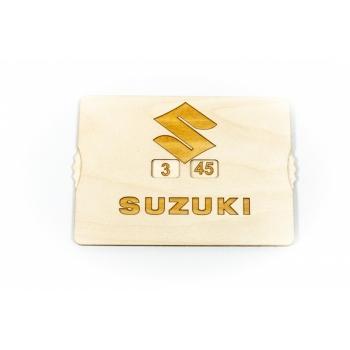 """Parking clock """"Suzuki"""" PK47"""
