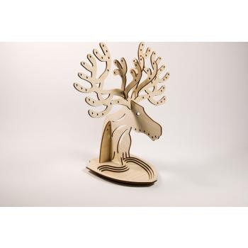 Jewelry tree Moose EP05