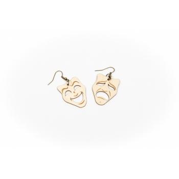 Earrings Theater KÕ118 Thin