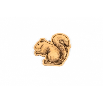 Magnet Squirrel MA92 bamboo