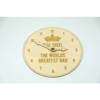 """Parkimiskell """"The worlds greatest dad"""" PK49"""